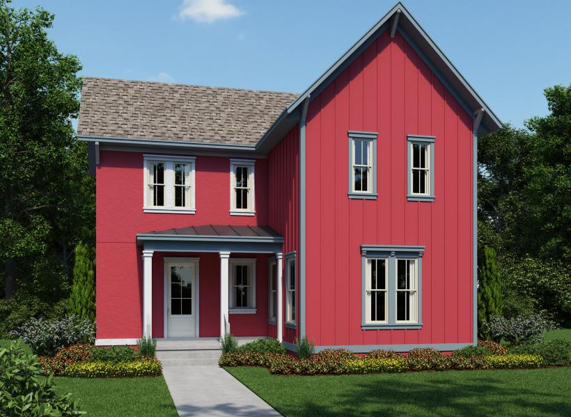 Anderson, Lake Nona - Elevation A