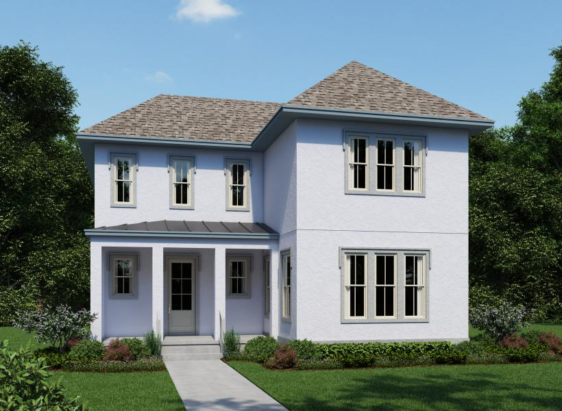 Anderson, Lake Nona - Elevation B