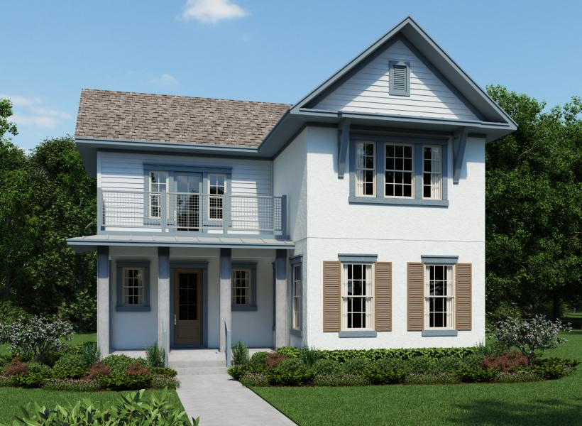 Anderson, Lake Nona - Elevation E