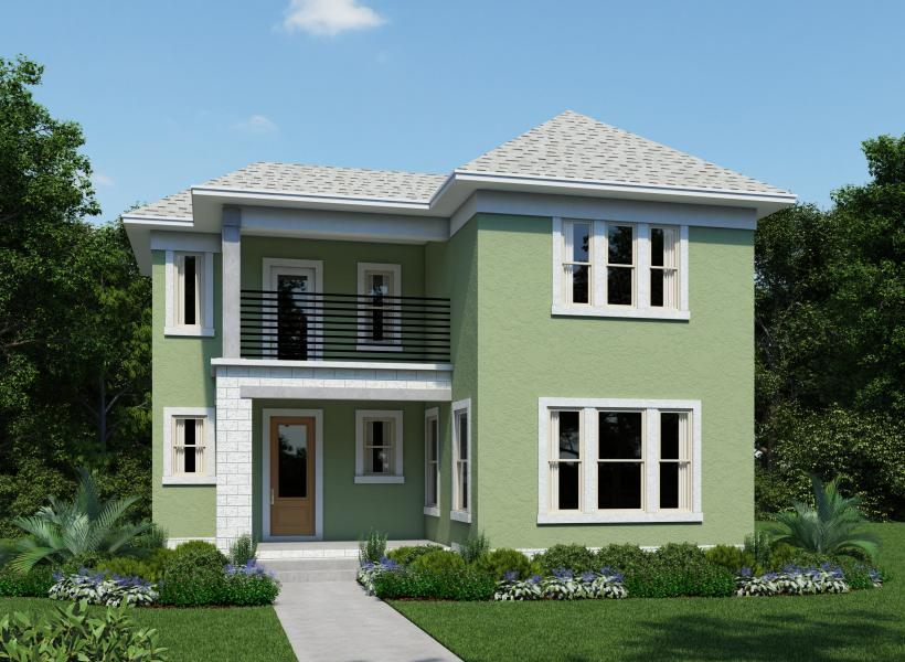 Anderson, Lake Nona - Elevation F