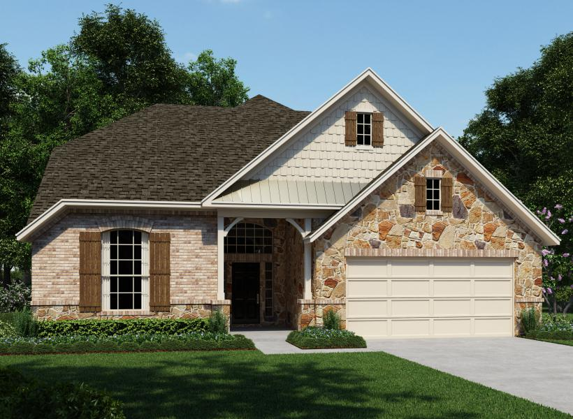 Llano ,  - Elevation H