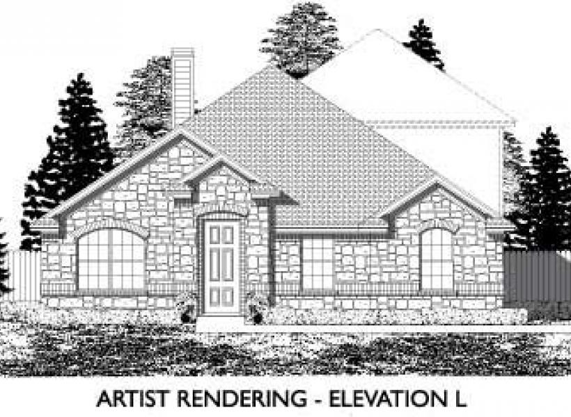 Oakmont,  - Elevation L