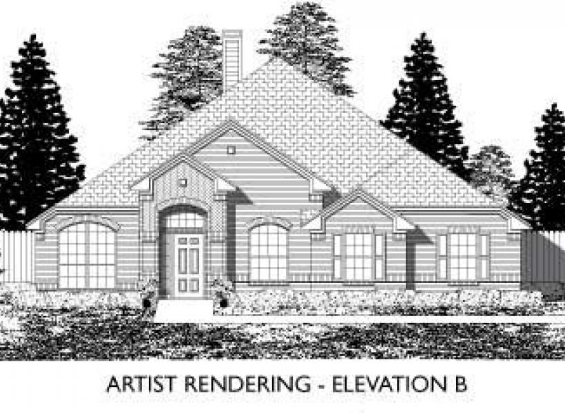 Lakecrest,  - Elevation B