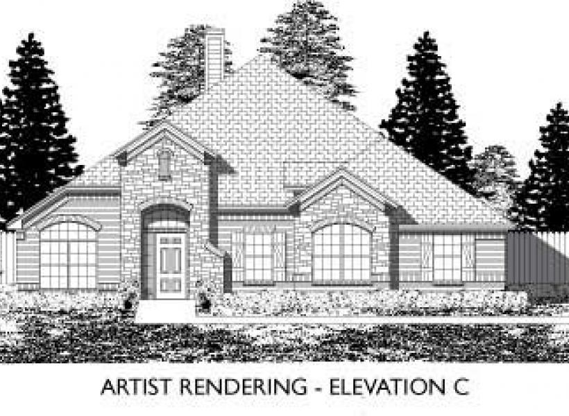 Lakecrest,  - Elevation C