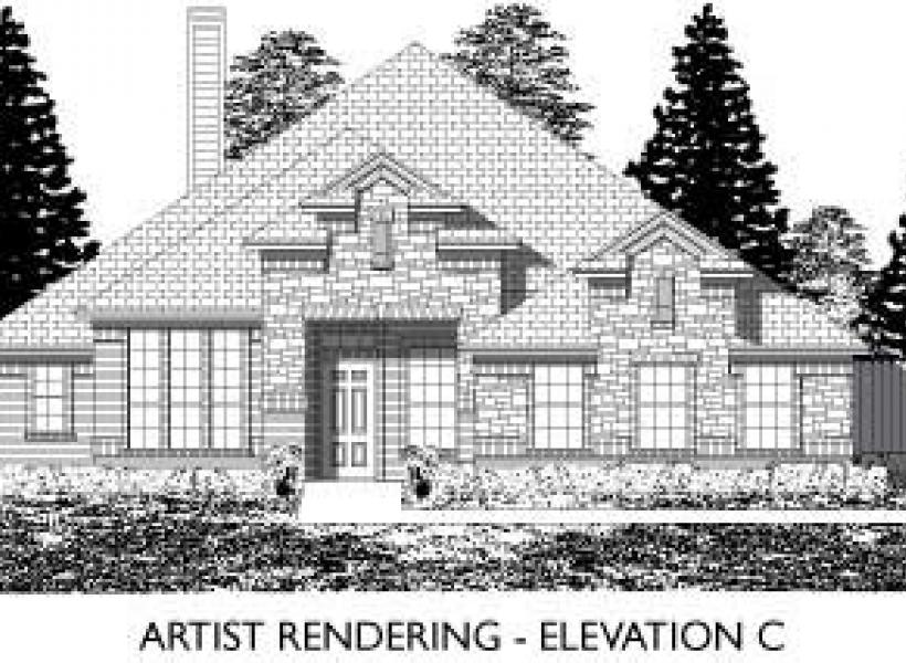 Ridgecrest,  - Elevation C