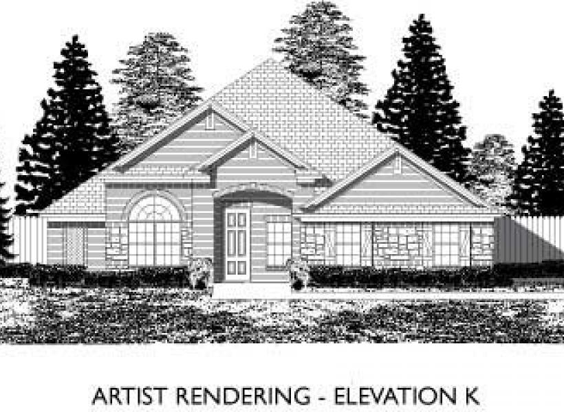 Ridgecrest,  - Elevation K