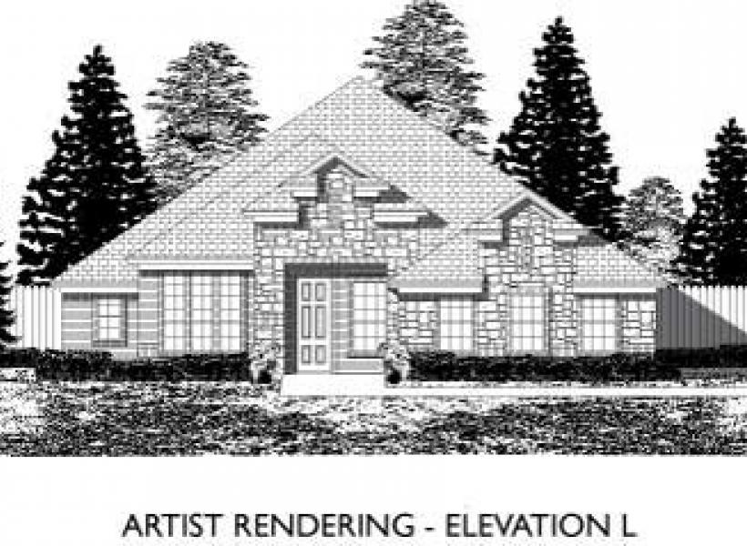 Ridgecrest,  - Elevation L