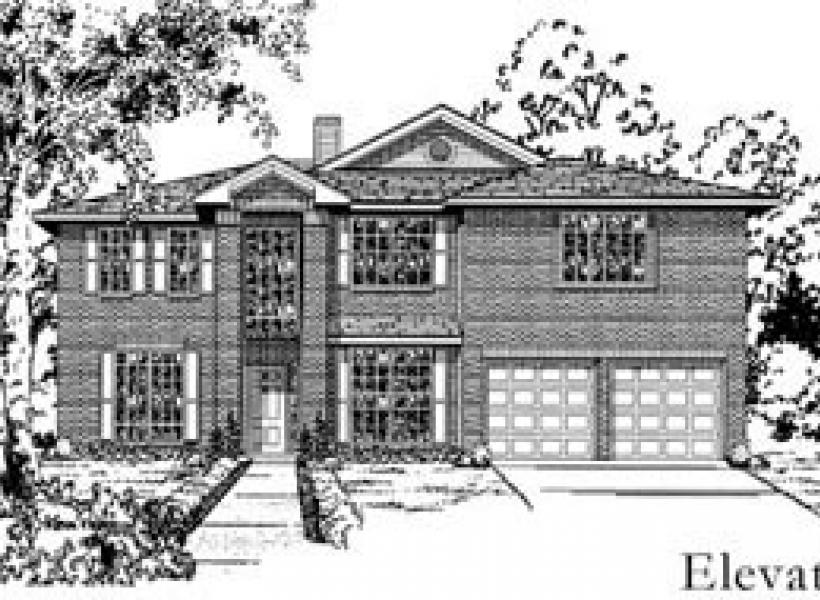 Rockport,  - Elevation A