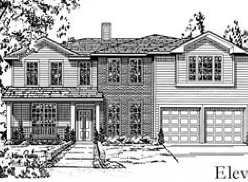 Rockport,  - Elevation B