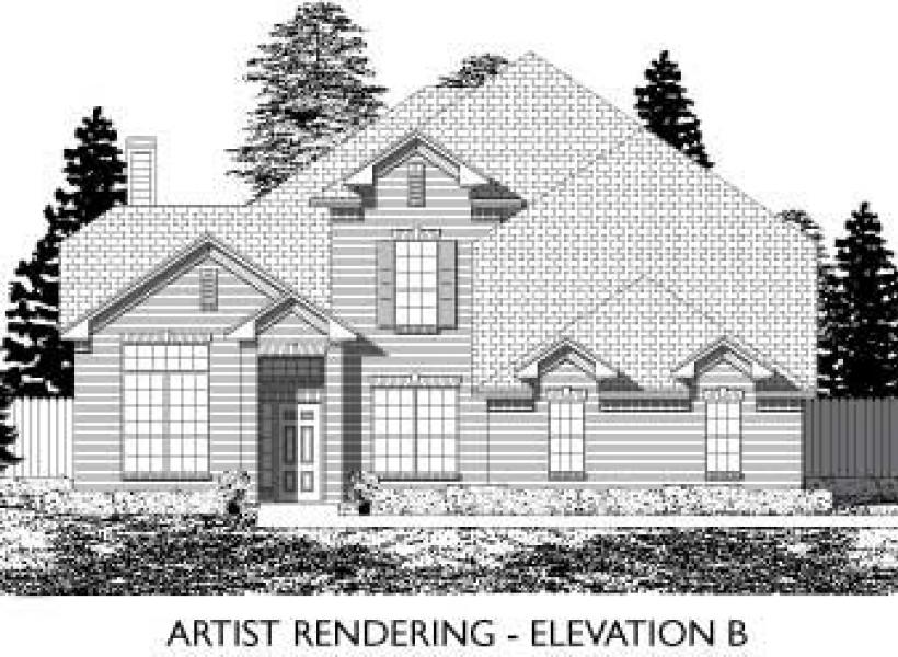 Rockingham,  - Elevation B
