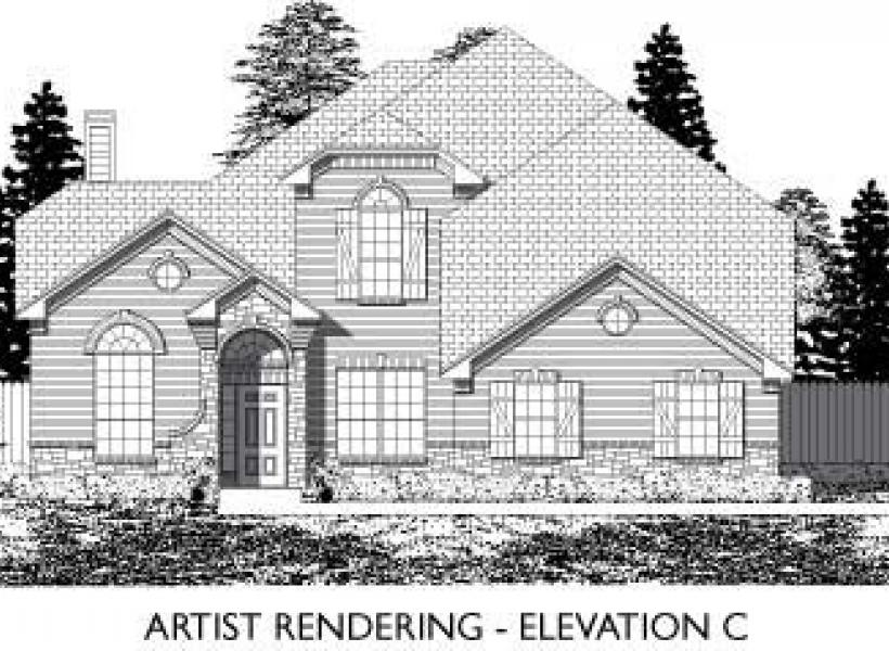 Rockingham,  - Elevation C