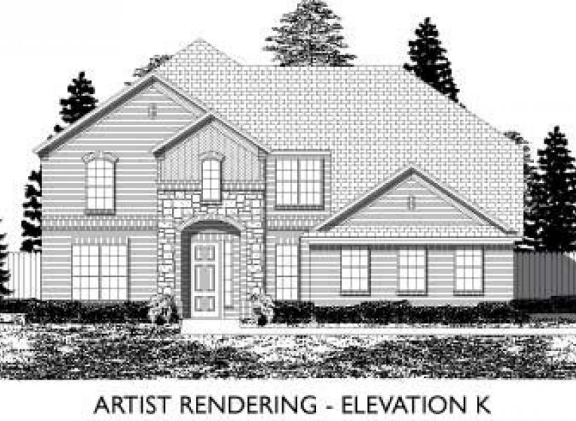 Buckingham,  - Elevation K