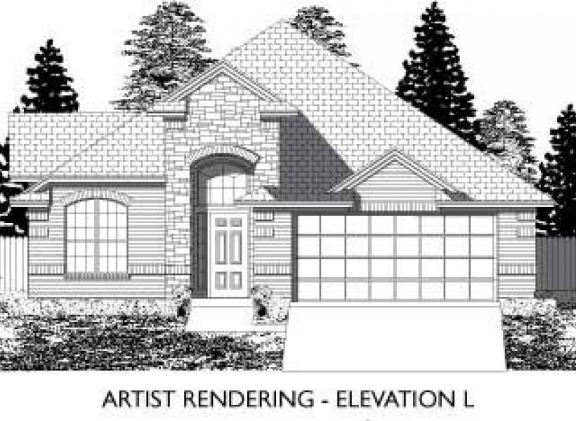 Montfort,  - Elevation L
