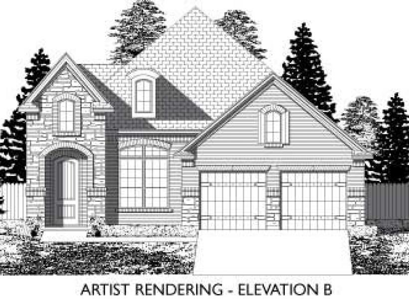 Silverton,  - Elevation B