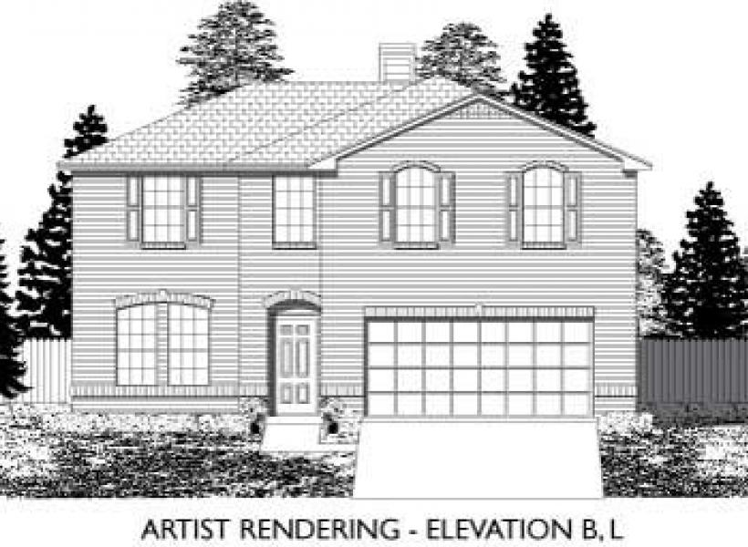 Heritage,  - Elevation B