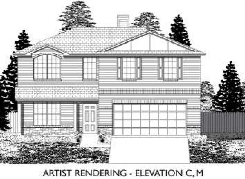 Heritage,  - Elevation C
