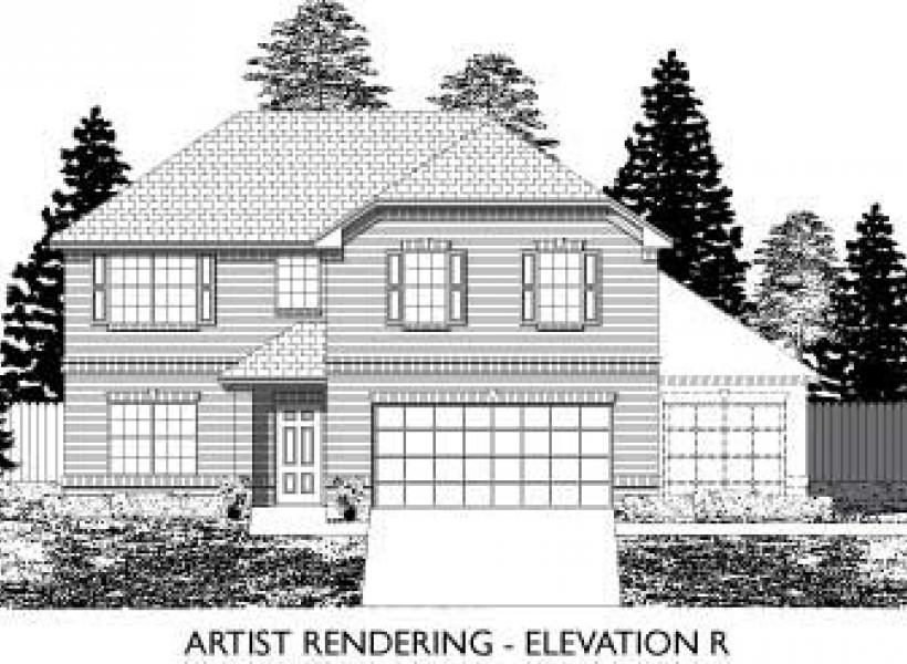 Heritage,  - Elevation R