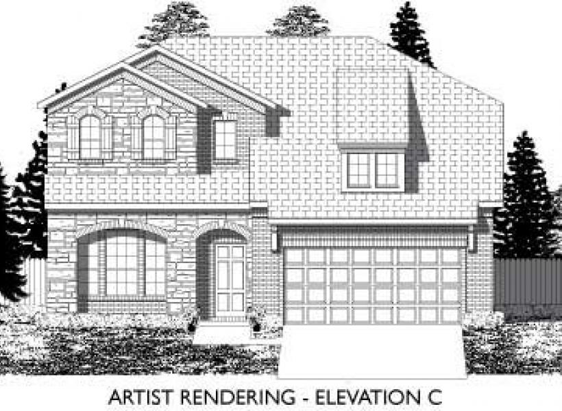 Galveston,  - Elevation C