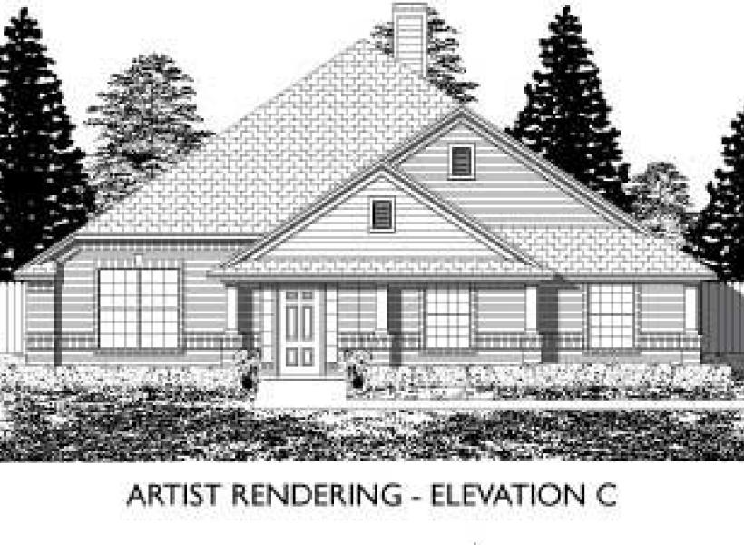 Wickford,  - Elevation C