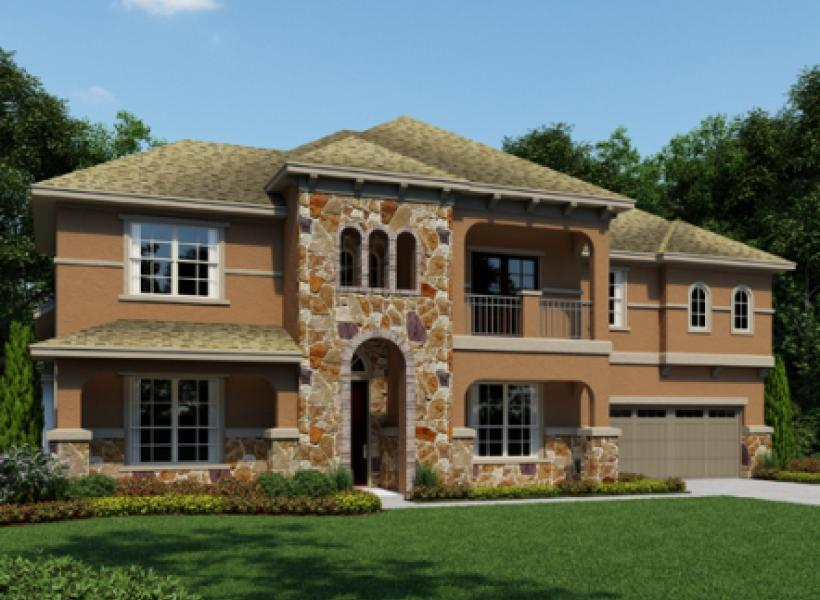 Eldorado, League City - Elevation D