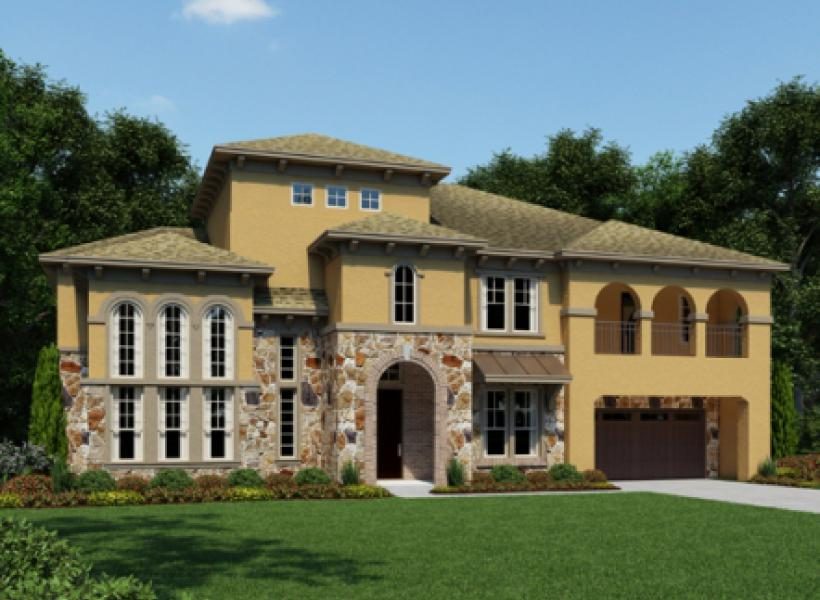 Bellagio, Woodlands -