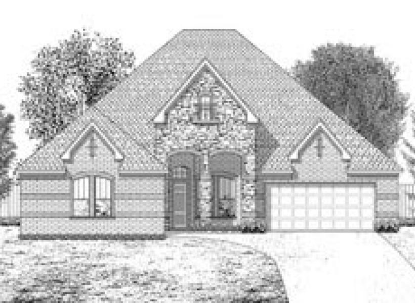 Cypress,  - Elevation C