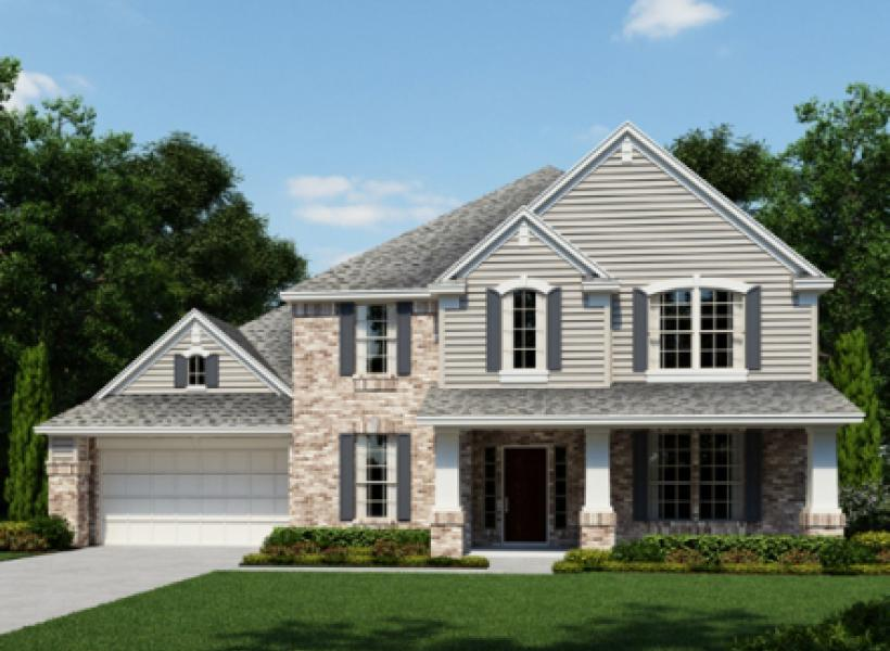 Laurel,  - Elevation C