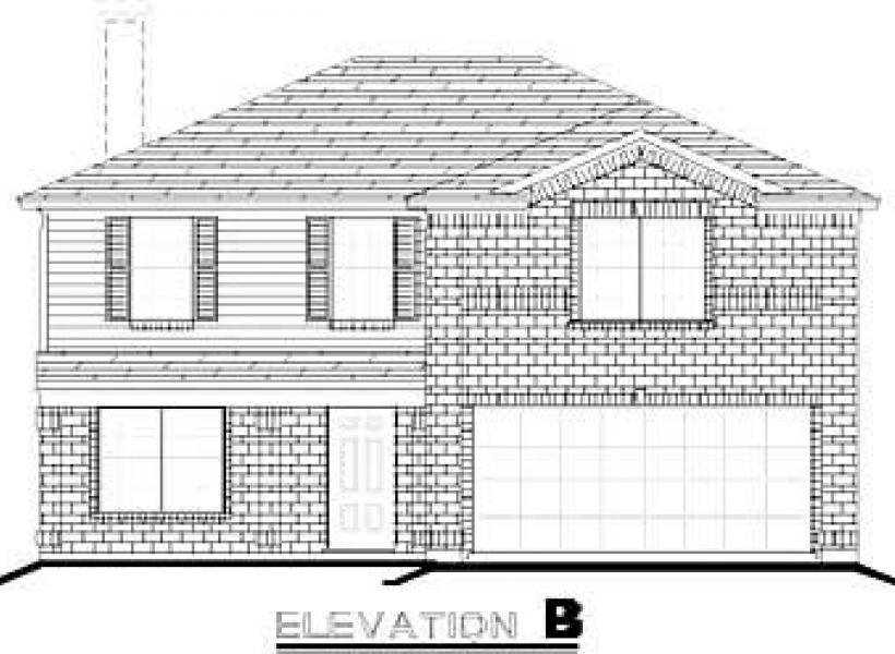 Stockard,  - Elevation B