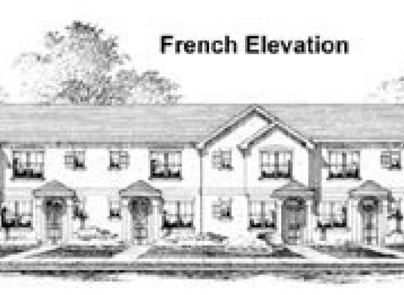 Lexington,  - Elevation C