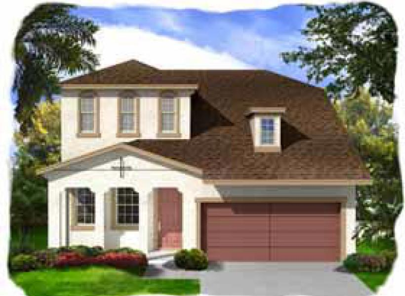 Armwood,  - Elevation A