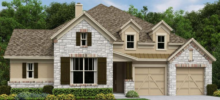 Move In Ready New Homes San Antonio Tx Ashton Woods