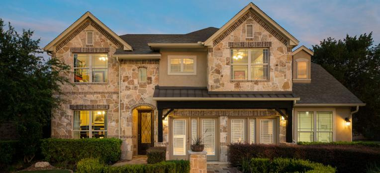 The Estates at Stone Crossing New Homes in New Braunfels, TX