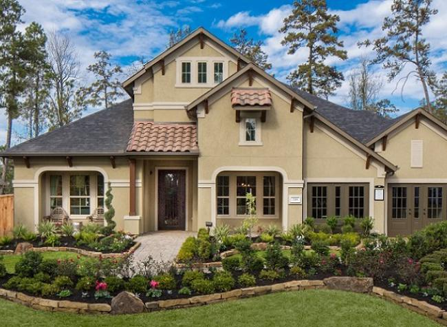 Colton 550 New Home Plan In Houston By Ashton Woods